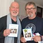 Actor/Voice Over Peter Hatherley & Brian at MEN & CRYING screening